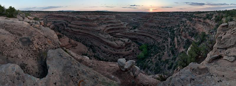 2014-04 Cedar Mesa - Road Canyon (7 Kivas)